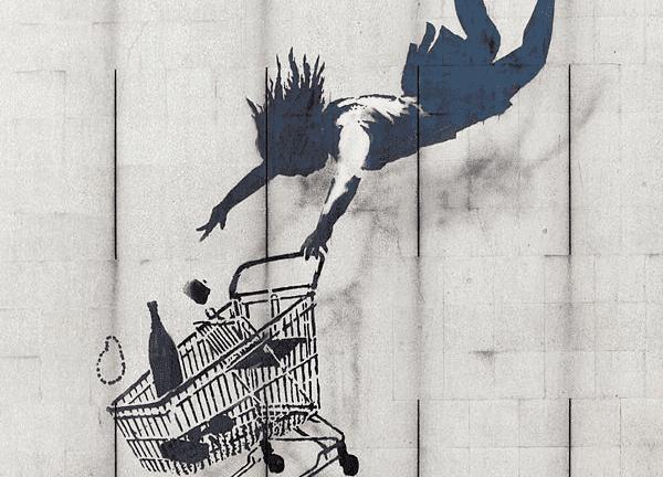 Shop Till You Drop, Banksy