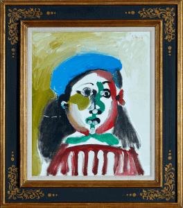 Швейцарский банк цифровых активов Sygnum предлагает купить долю владения картиной Пикассо за 6 тысяч долларов