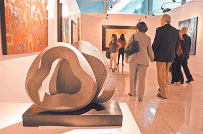 El Economista: Inversión en Arte: A prueba de volatilidad (Spanish)
