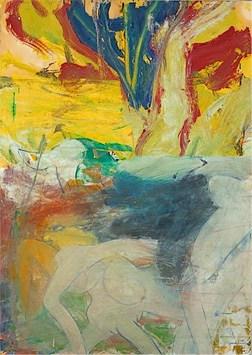Willem de Kooning, Untitled, 1967-1974