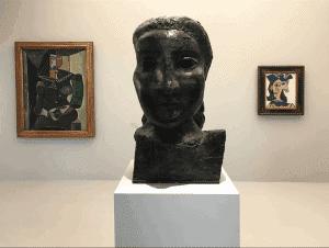 Tête de femme (Dora Maar) by Picasso