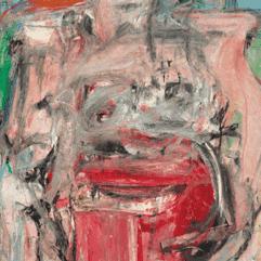 Willem de Kooning, Woman as Landscape
