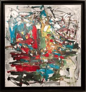 Untitled (1959) Joan Mitchell