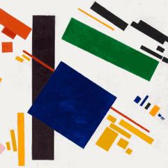 Kazimir Malevich, Suprematist Composition