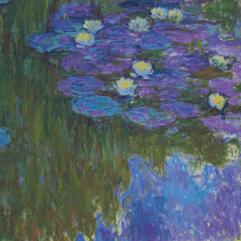 Claude Monet, Nymphéas en Fleur