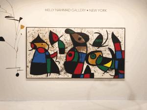 Personnage Oiseaux (1972-78) Joan Miro