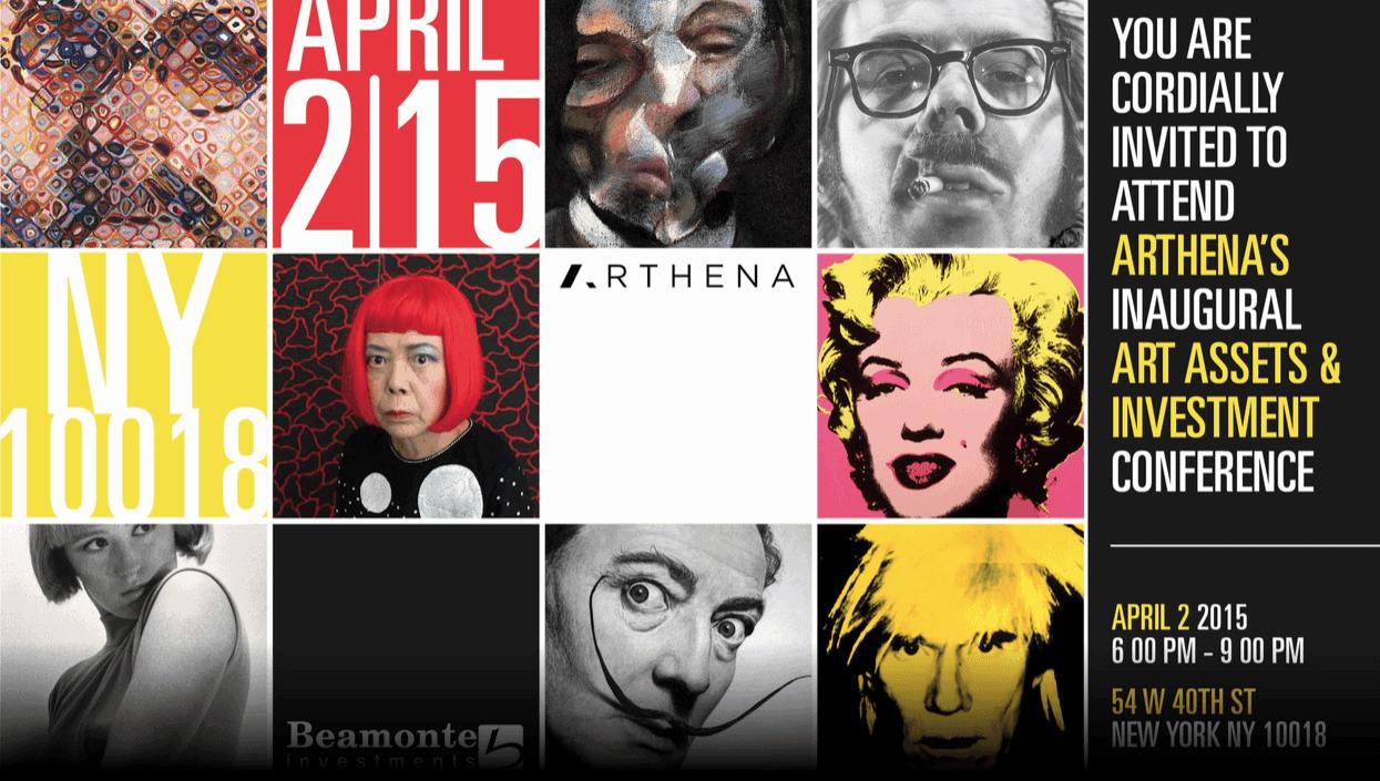 Arthena's Inaugural Conference, April 2015