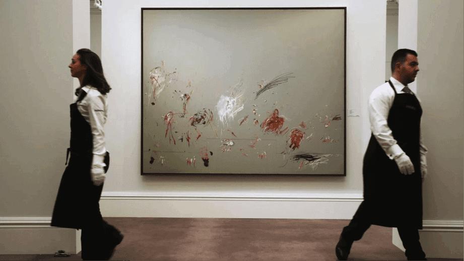 A Prayer To Stop Sotheby's Agony